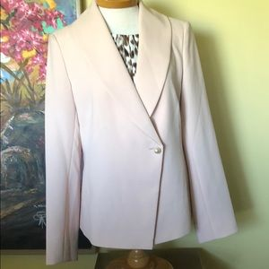 Donna Karen NY Pink Suit Jacket Sz. 12